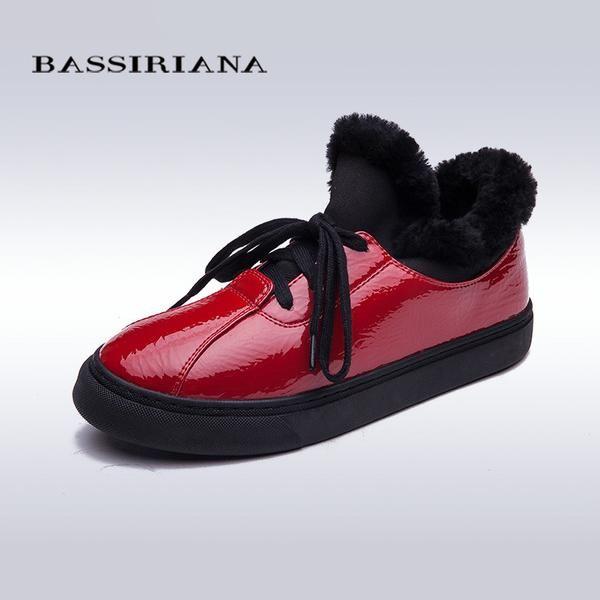 BASSIRIANA - Winter Shoes for women (FREE SHIPPING). Botas De MujeresZapatos  De MujerAlmohadillas De AlgodónZapatos De InviernoPelucheMujer d8f6e04e38a0