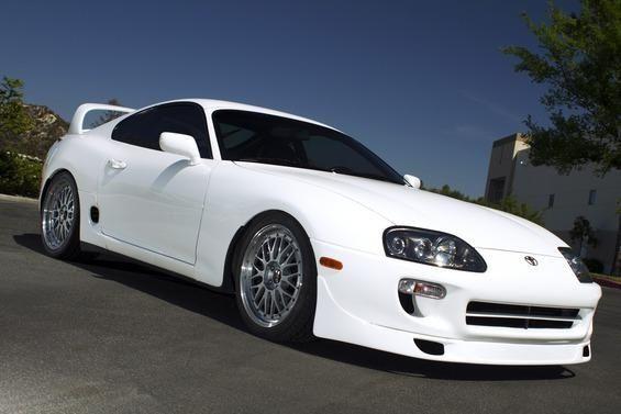 1998 turbo supra