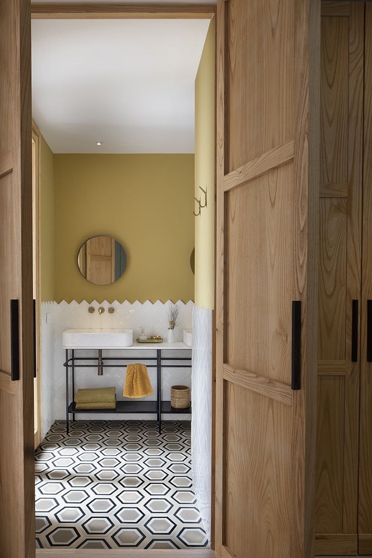designers  nod to nature in barcelona also bathrooms natural home rh pinterest