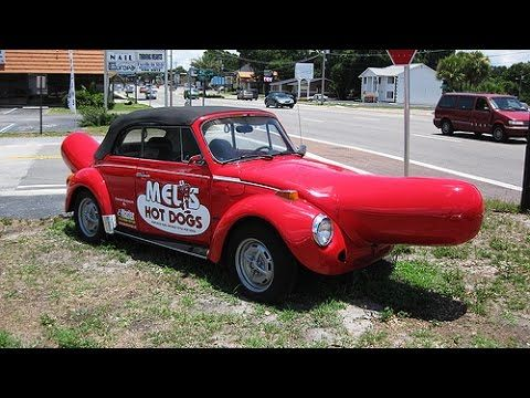 اشهر نماذج لسيارات معدلة Toy Car Volkswagen Antique Cars