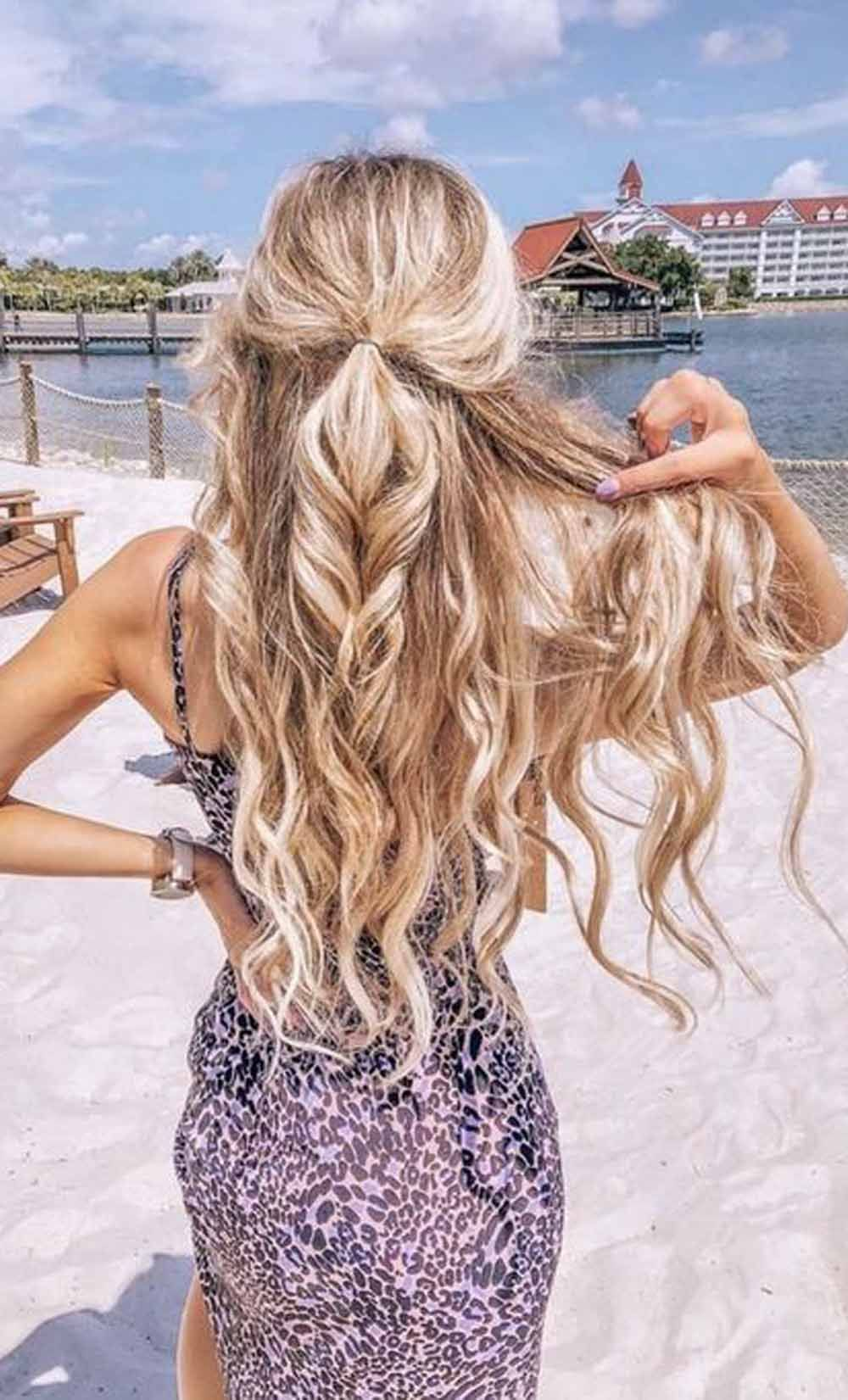 7 Copybook Prom Hairstyles For Your Longer Hair: View Them All