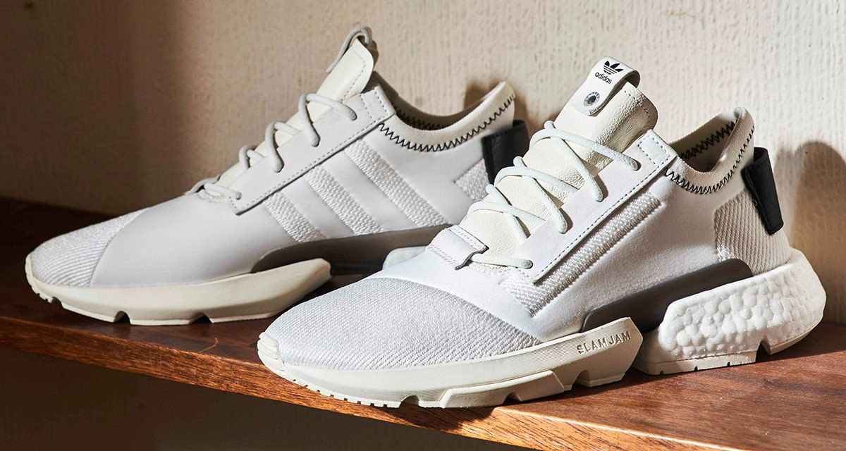 check out d50a8 50104 SLAM JAM and adidas Consortium Merge Eras Through Minimalism