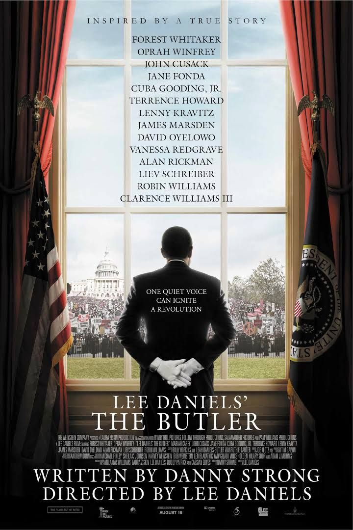 Great Movie Somewhat Fictionalized But Still Great The Butler