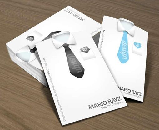 creative business card design ideas web design