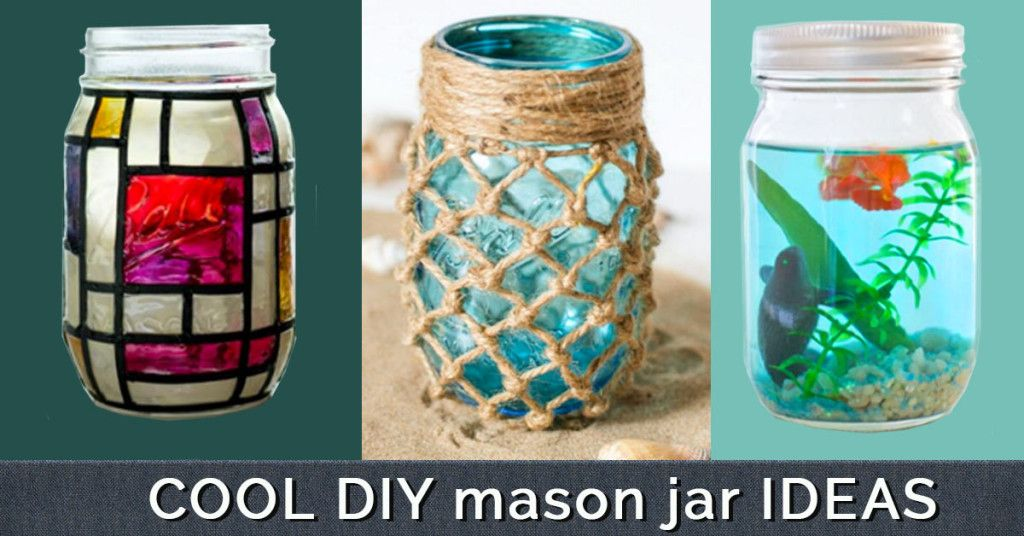 Decorating ideas archives mason jar crafts for Creative craft ideas for home decor