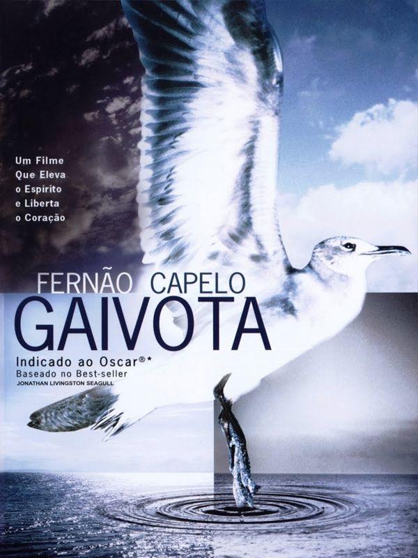 Fernao Capelo Gaivota 1973 Poesia Com Imagens Fernao Capelo