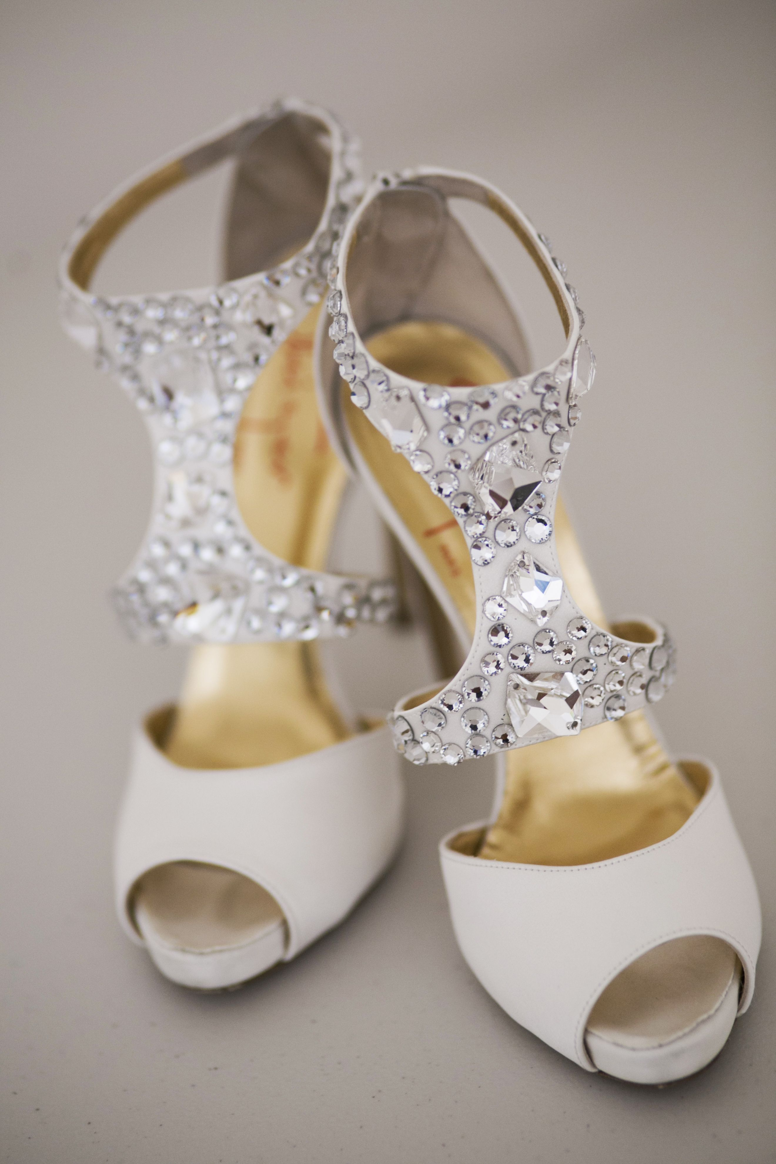 Bridal shoes | itakeyou.co.uk