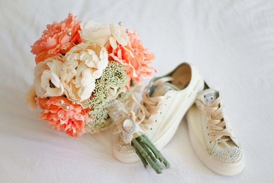 Vintage Style Wedding Bouquets