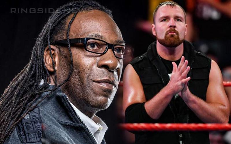 Booker T Doesn T Blame Dean Ambrose For Leaving Wwe Wrestling News Booker T Wwe