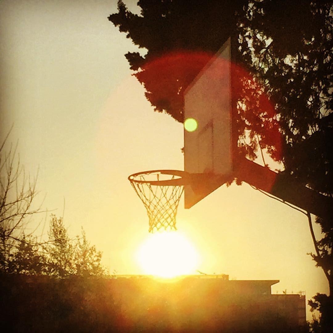Playing basketball  by melania_figlioli