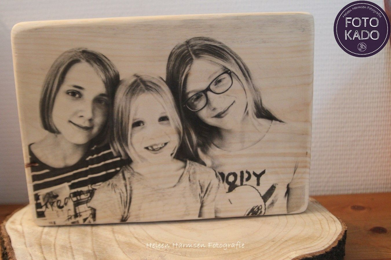 Foto Op Steigerhout Afdrukken Photo On Wood Custom Photo On Wood Woodprint 5th Anniversary Gift