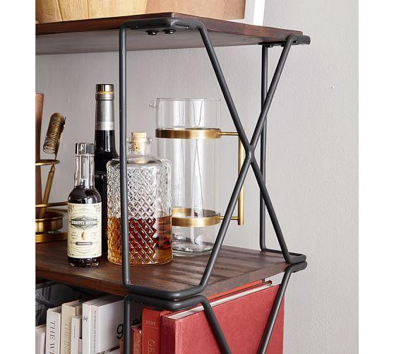 Dublin Stackable Shelving Unit Bookcase