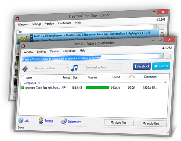 YouTube Downloader Free YouTube Video Downloader (With