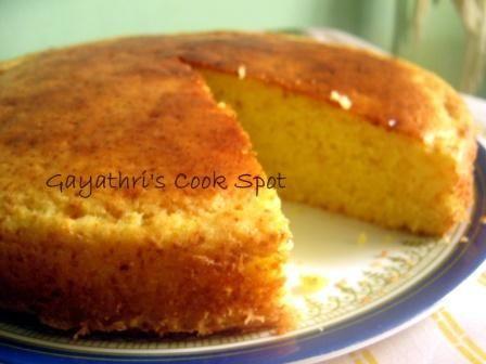 Eggless Orange Cake With Images Eggless Orange Cake Orange Cake Recipe Fresh Orange Cake Recipe
