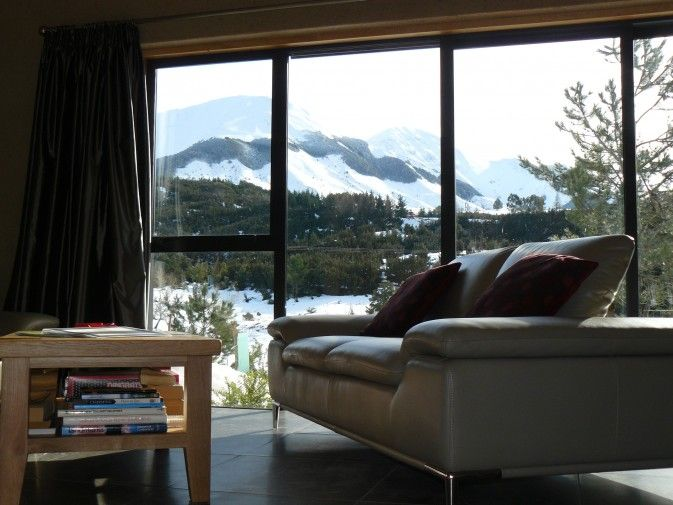 Hanmer Springs luxury holiday rental, Eco Chalet | Amazing Accom