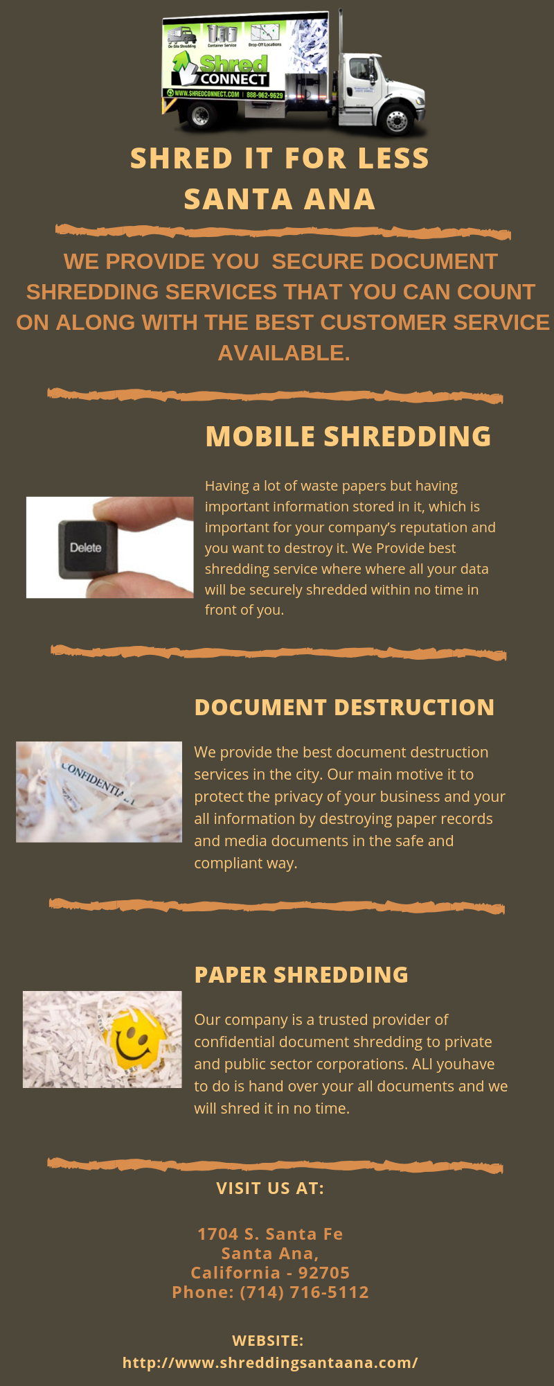 Shred It For Less Long Beach Provide Secure Document Shredding Service All Materials Are Recycled To Of Document Shredding Shredding Service Document Shredder