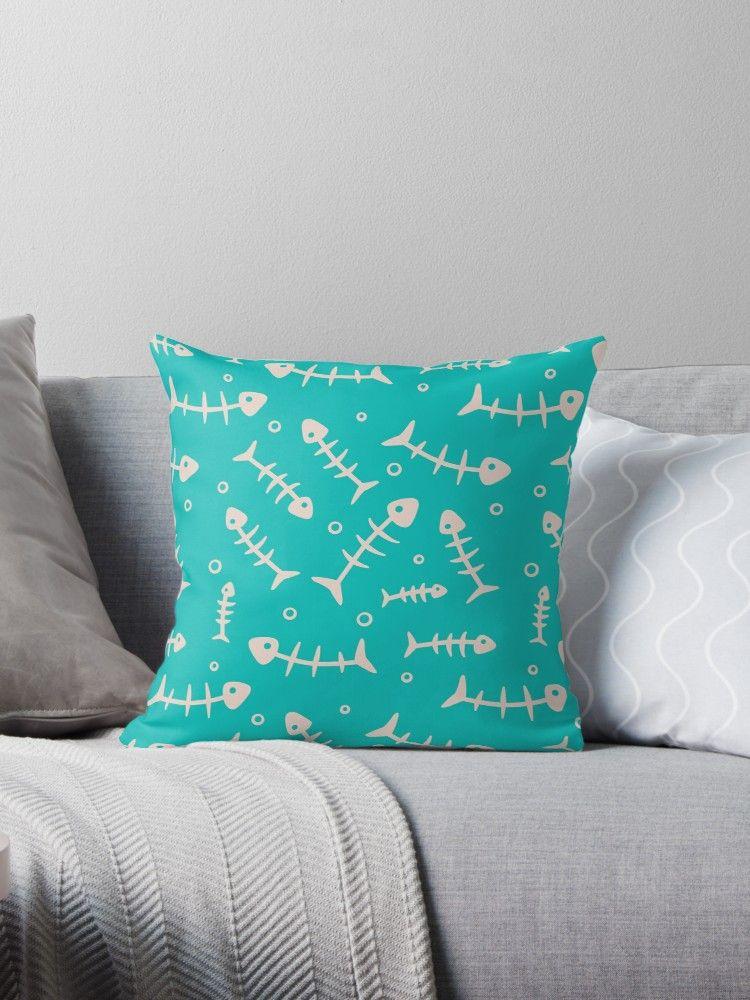 Buy  Green fishbonepattern  by scofano as a Graphic T-Shirt 734f992d6