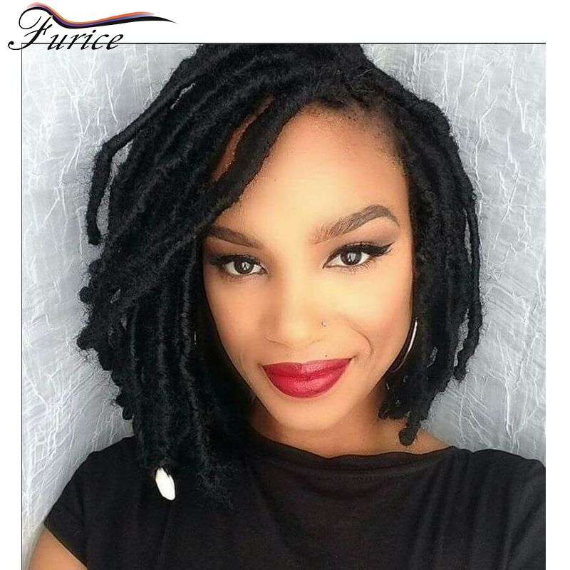 Goddess Faux Locs Crochet Dreads Extensions Crochet Braiding Hair