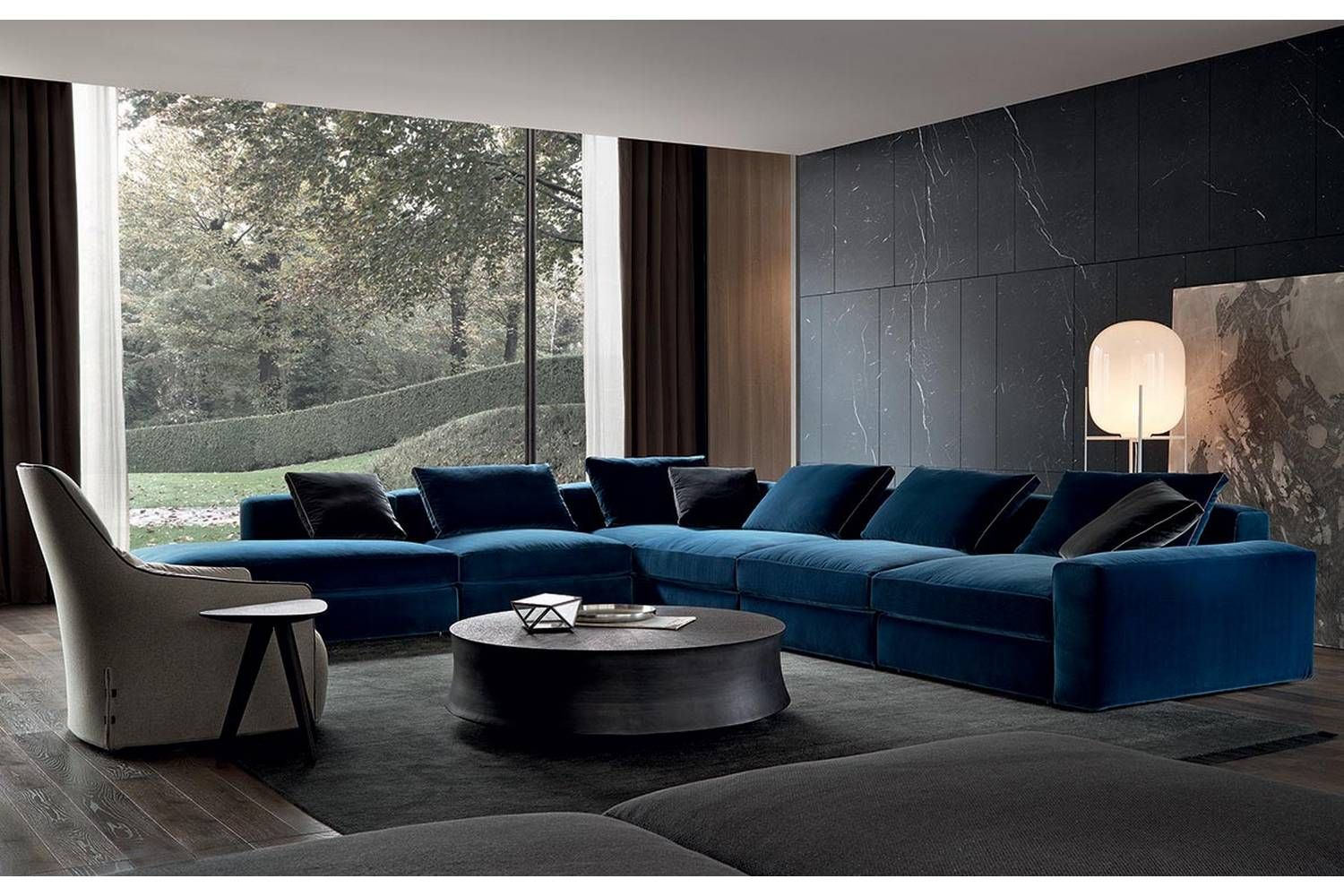 Dune sofa by carlo colombo for poliform living room pinterest dune sofa by carlo colombo for poliform parisarafo Gallery