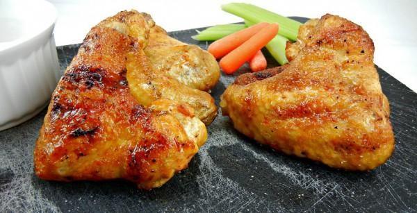 Рецепты МастерШеф: крылья-гриль в остром маринаде ...