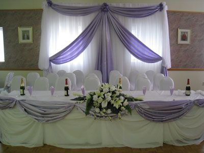 Another pretty Head Table