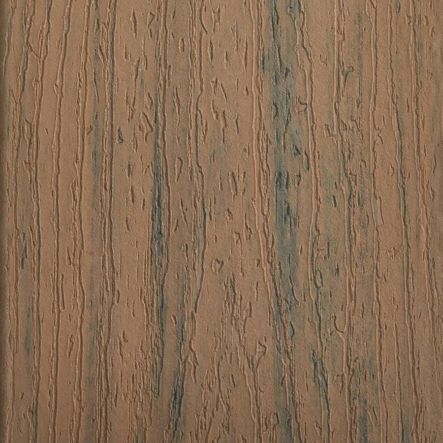 Trex Enhance 1 Ft Sample Toasted Sand In Brown Tse92000 In 2020 Trex Enhance Composite Decking Boards Composite Decking