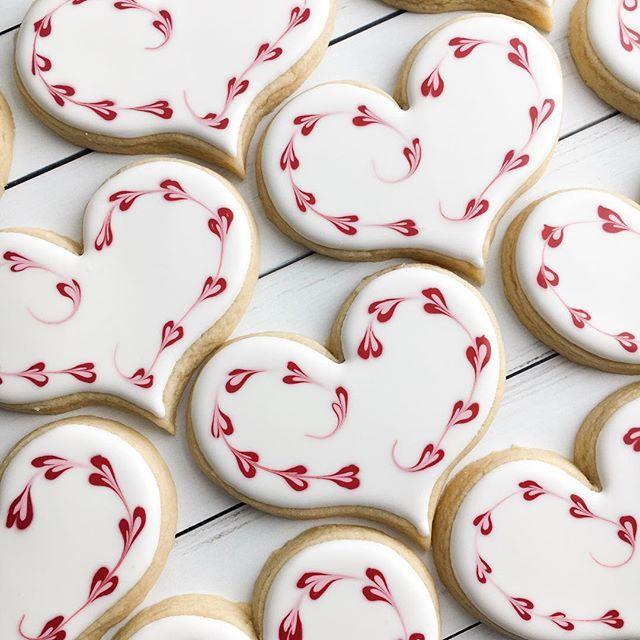 Hearts on hearts on hearts!!! 💗