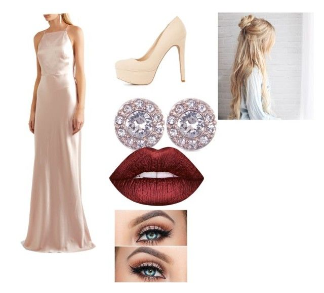 """""""Untitled #21"""" by mkl0820 on Polyvore featuring Givenchy, Lime Crime, Jason Wu and Charlotte Russe"""