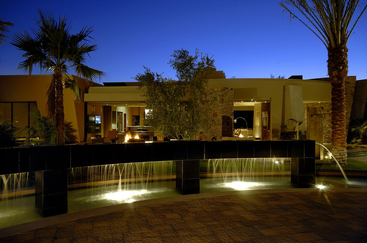 Oasis in the desert desert oasis house styles my home