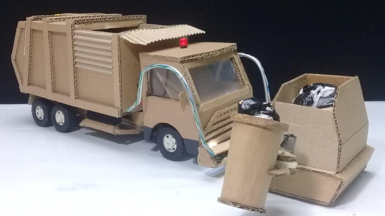 Cómo Hacer Que El Control Remoto Rc Camión De Basura De