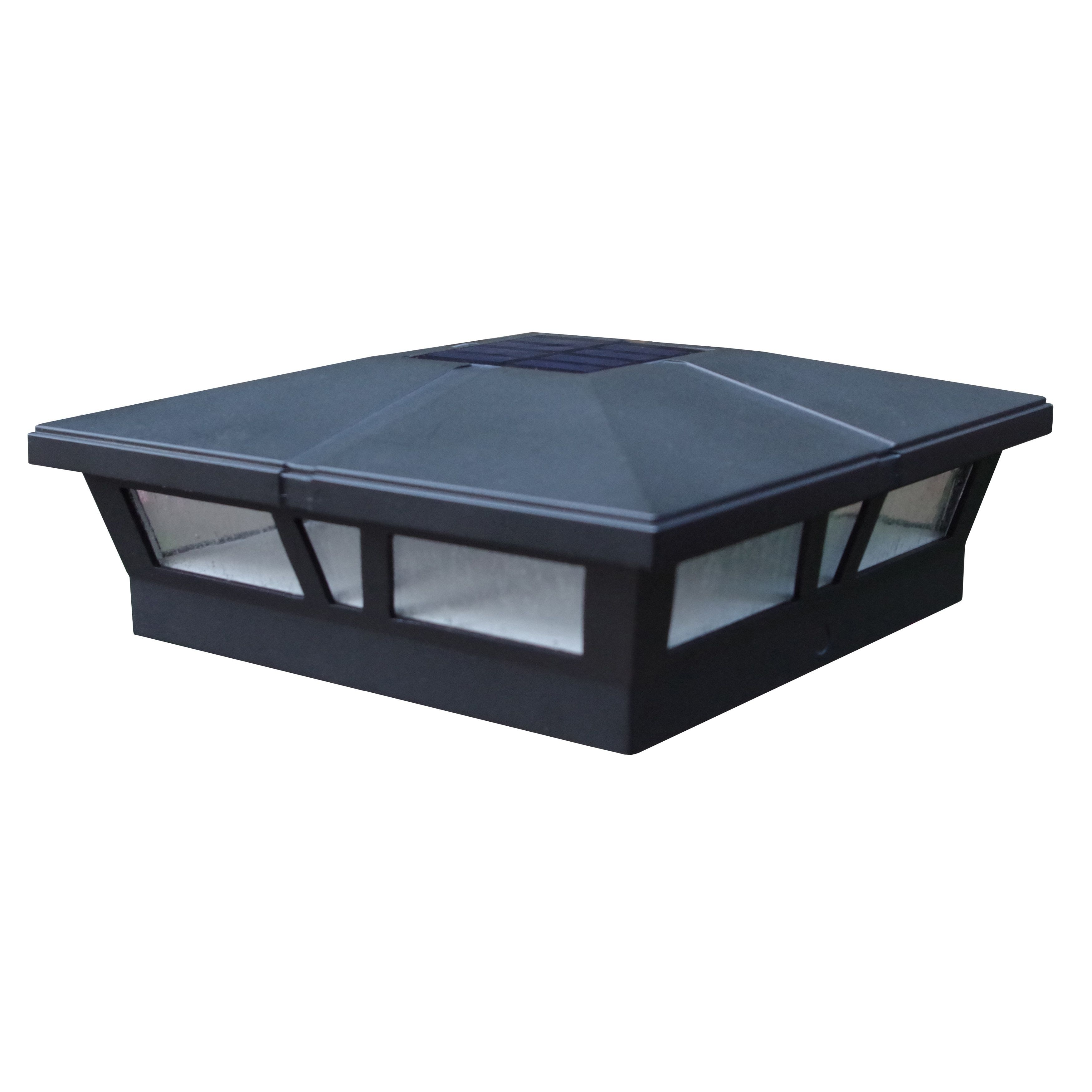 Overstock Com Online Shopping Bedding Furniture Electronics Jewelry Clothing More Solar Post Caps Post Cap Solar Post Lights