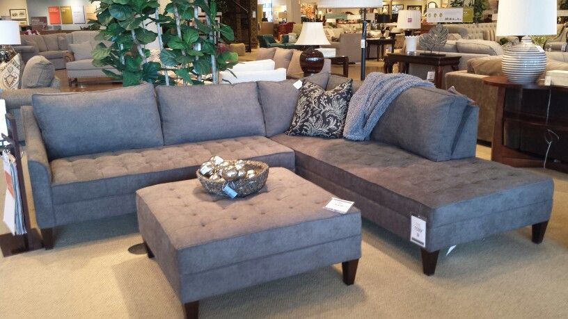 Haverty\'s Parker sectional | future_home | Pinterest | Living ...