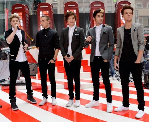 1D on Today Show...
