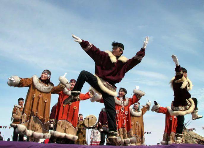 костюм эвенки чукчи танец: 12 тыс изображений найдено в ...