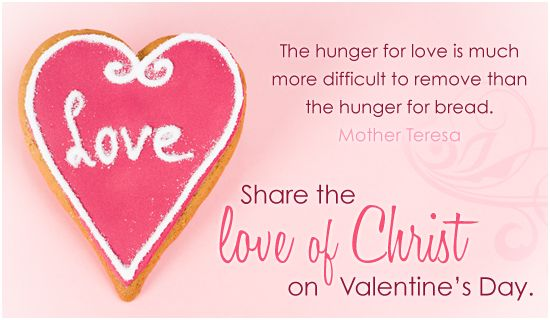 Free Love of Christ eCard - eMail Free Personalized Valentine\u0027s Day