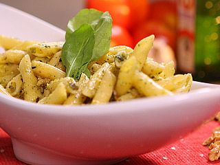 Pesto de rúcula - Santiago Giorgini