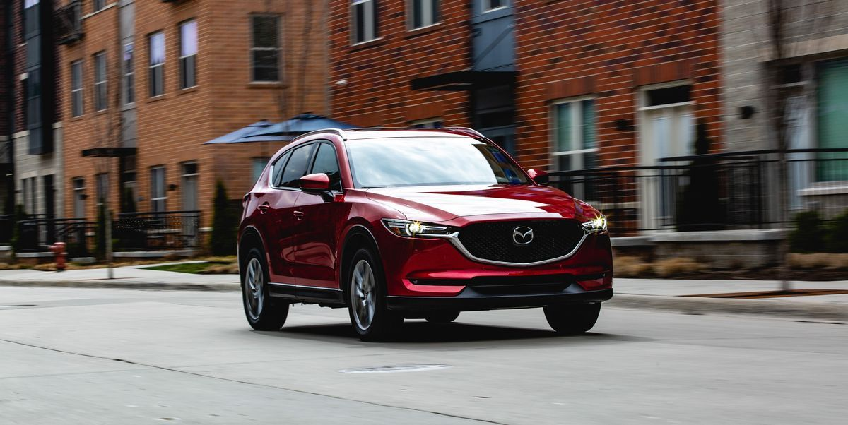 Our Mazda CX5 Turbo Deserves a Better Infotainment System