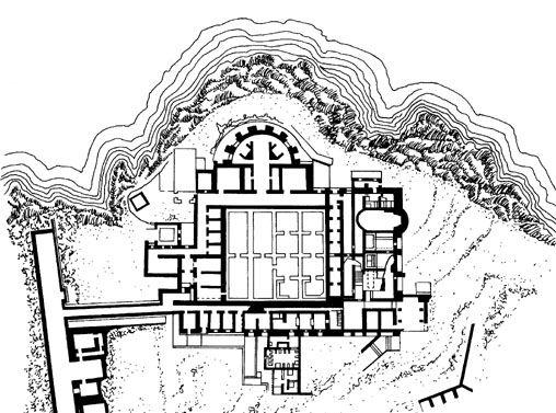 Archäologisches Institut Heidelberg - Villa Jovis
