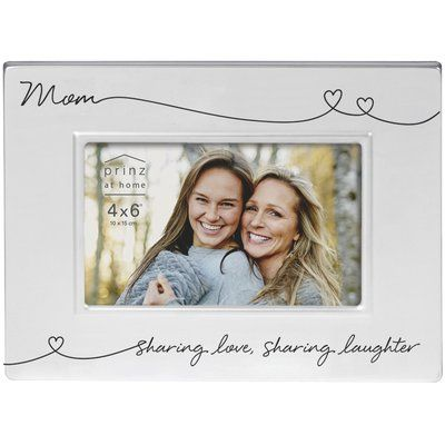 Prinz Messages & Moments From The heart Mom Picture Frame
