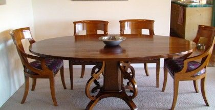 Ealing Wood Dining Table Cleaner And Care