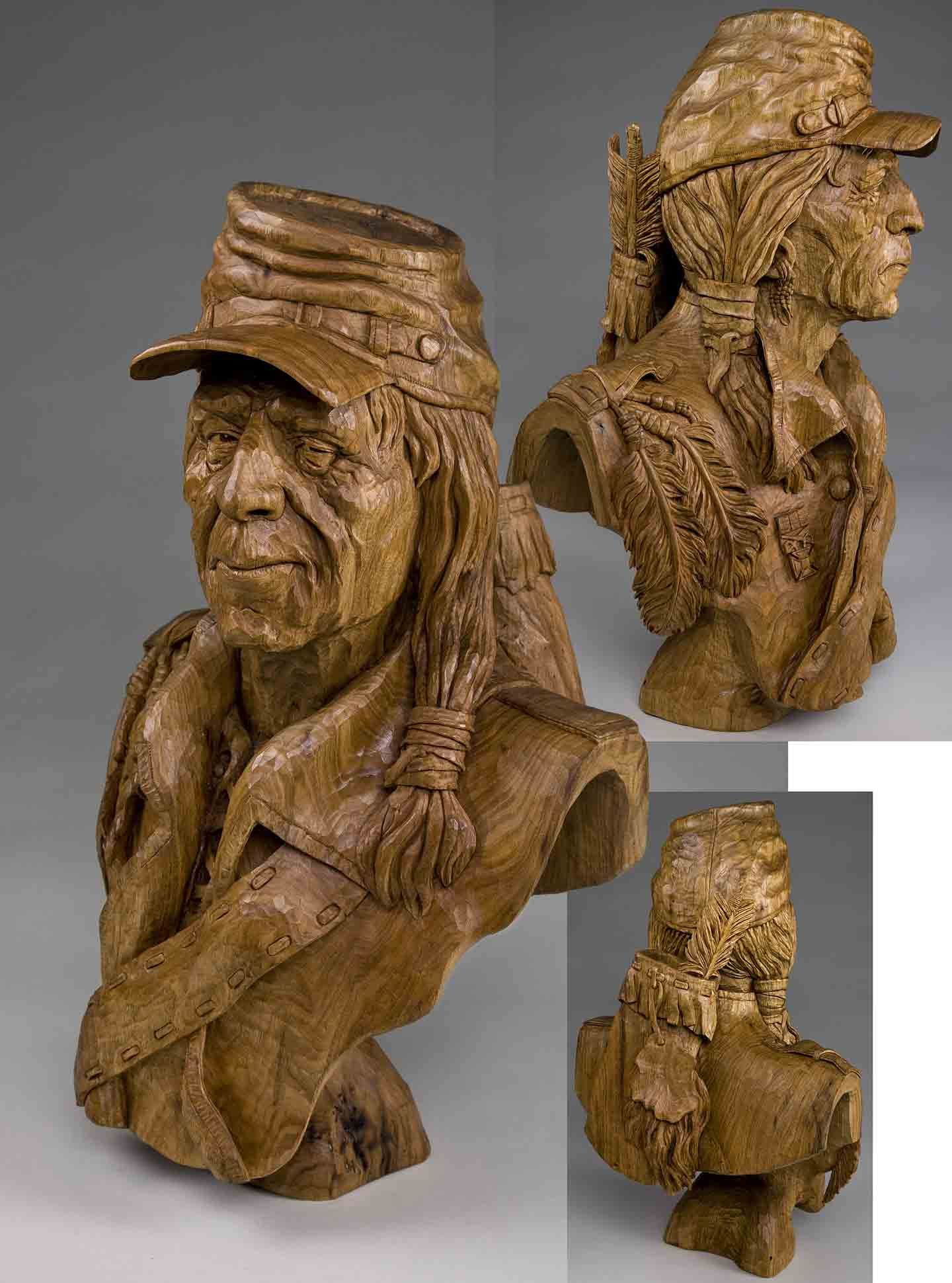 Woodcarver Online Magazine (With images) Native american