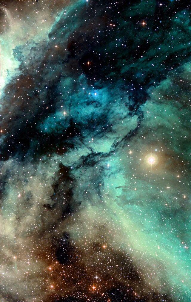 literalspacetrashh: The Carina Nebula (Personally my favorite nebula)