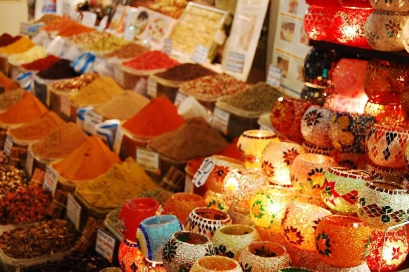 Spice Bazaar Indian spices, Wow products, Istanbul