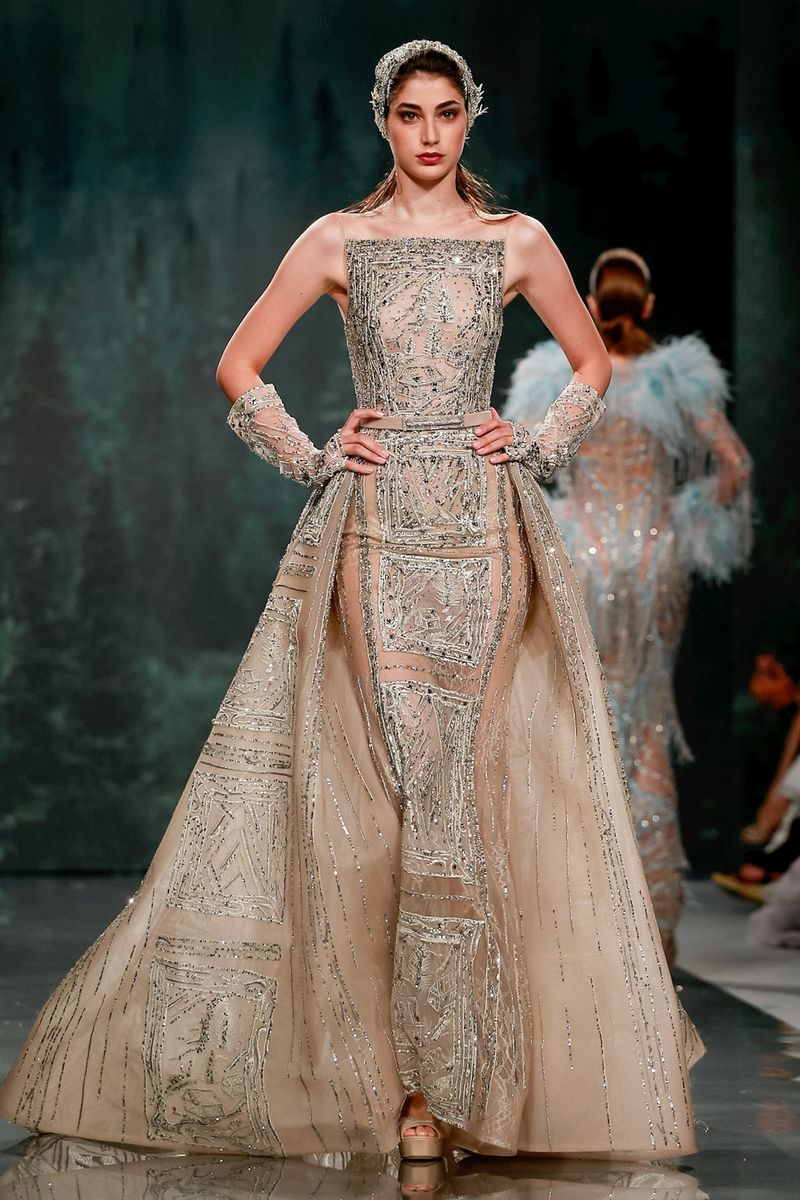 Ziad nakad fall couture runway fashion pinterest couture