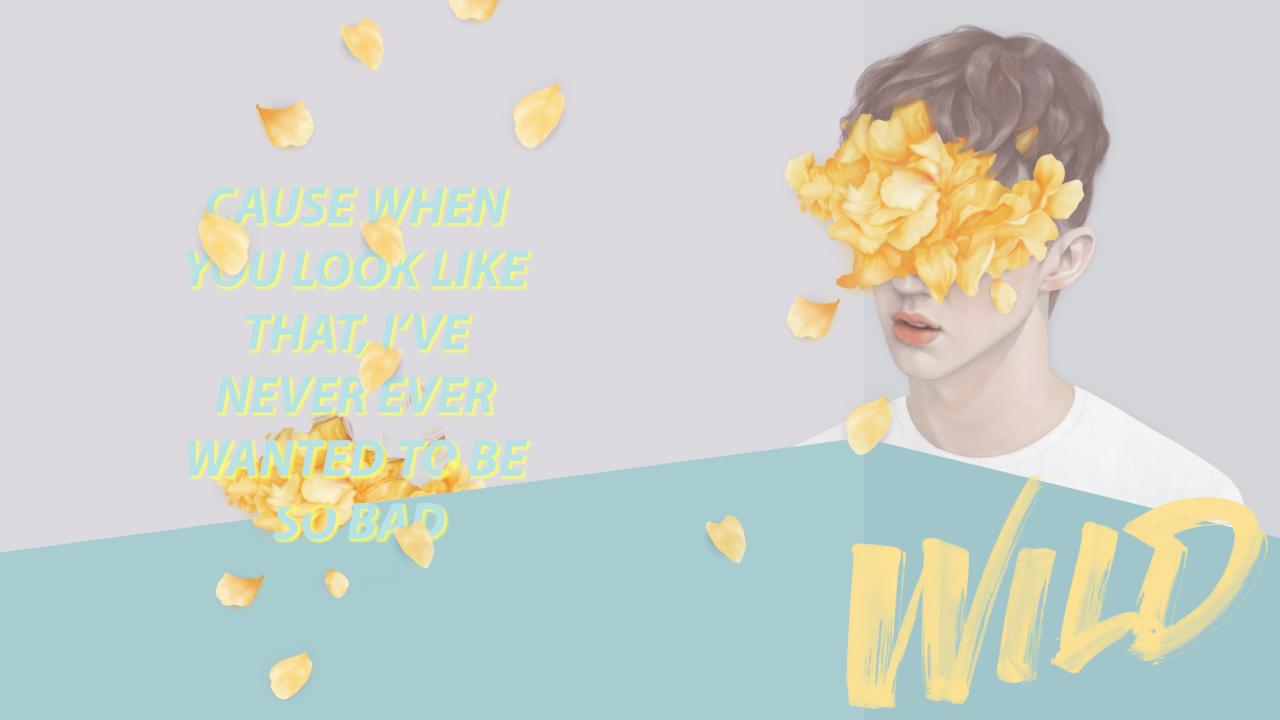 Troye Sivan Wild Wallpaper