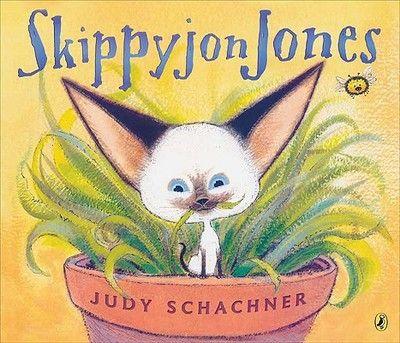 Skippyjon Jones by Judith Byron Schachner