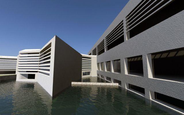 Fundaci n mir palma de mallorca espa a 1992 rafael moneo arq de hoy arquitectura - Arquitectos palma de mallorca ...