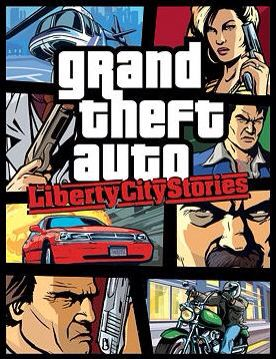 Grand Theft Auto Liberty City Stories Ps2 Played Pinterest