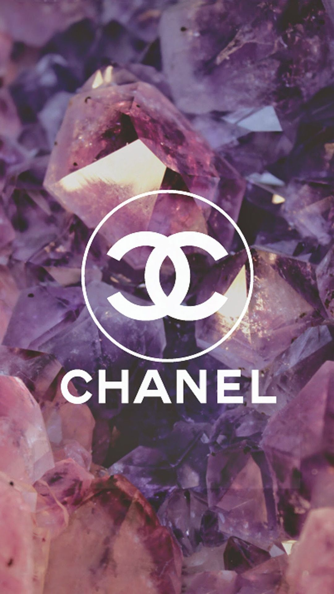 Iphone wallpaper tumblr chanel - Coco Chanel Logo Diamonds Iphone 6 Plus Hd Wallpaper Top 10 Brands Iphone Wallpapers