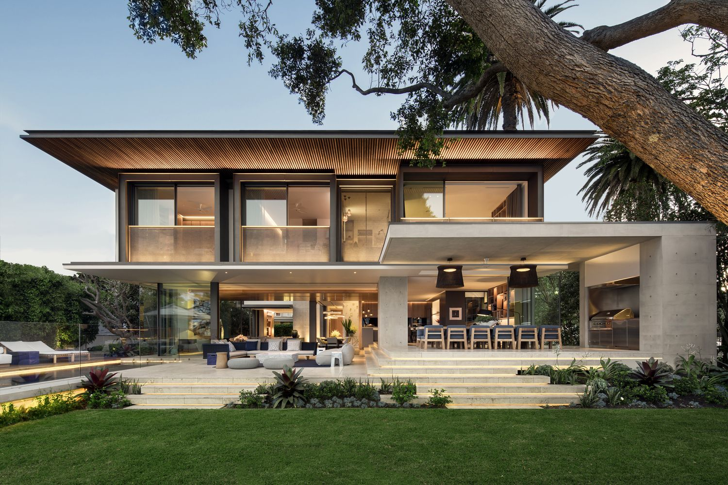 Gallery Of The 50 Most Inspiring Architecture Photographs Of 2018 33 In 2020 Cool House Designs Architecture House Facade House